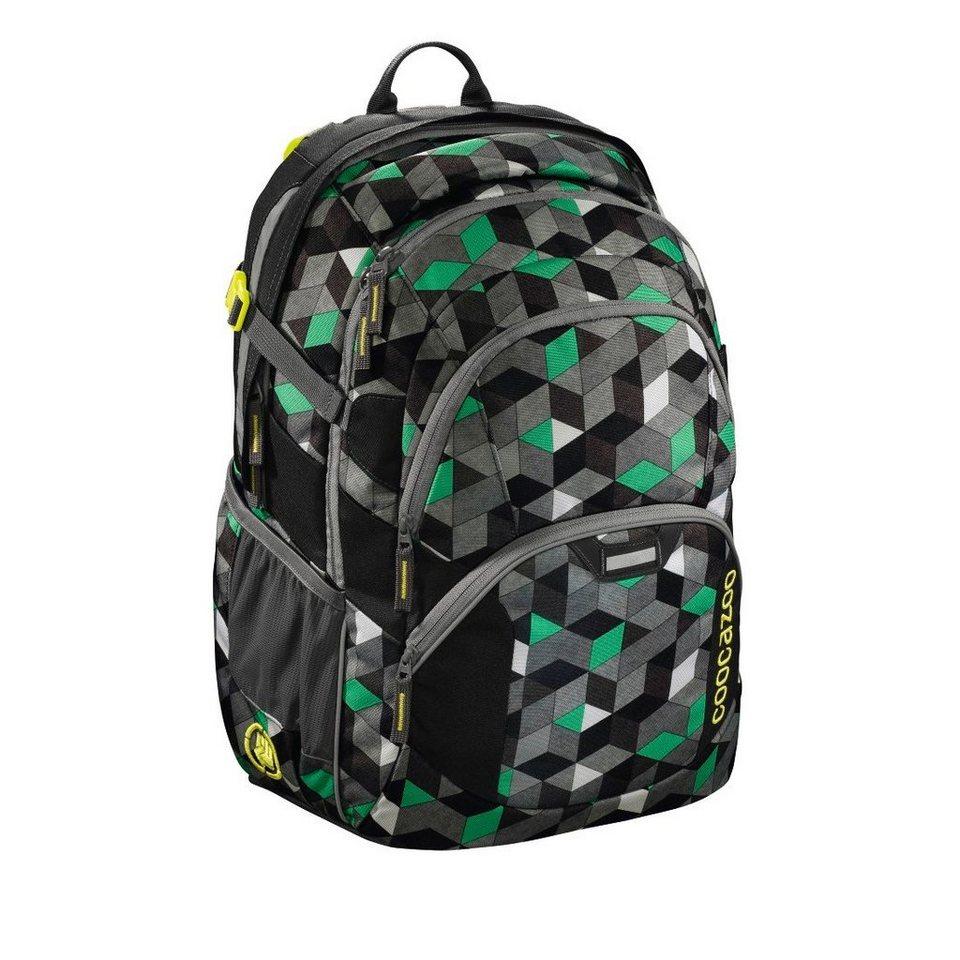"""Coocazoo Rucksack """"JobJobber2"""" mit Laptopfach, Crazy Cubes »Außenmaße 30 x 45 x 20 cm«"""