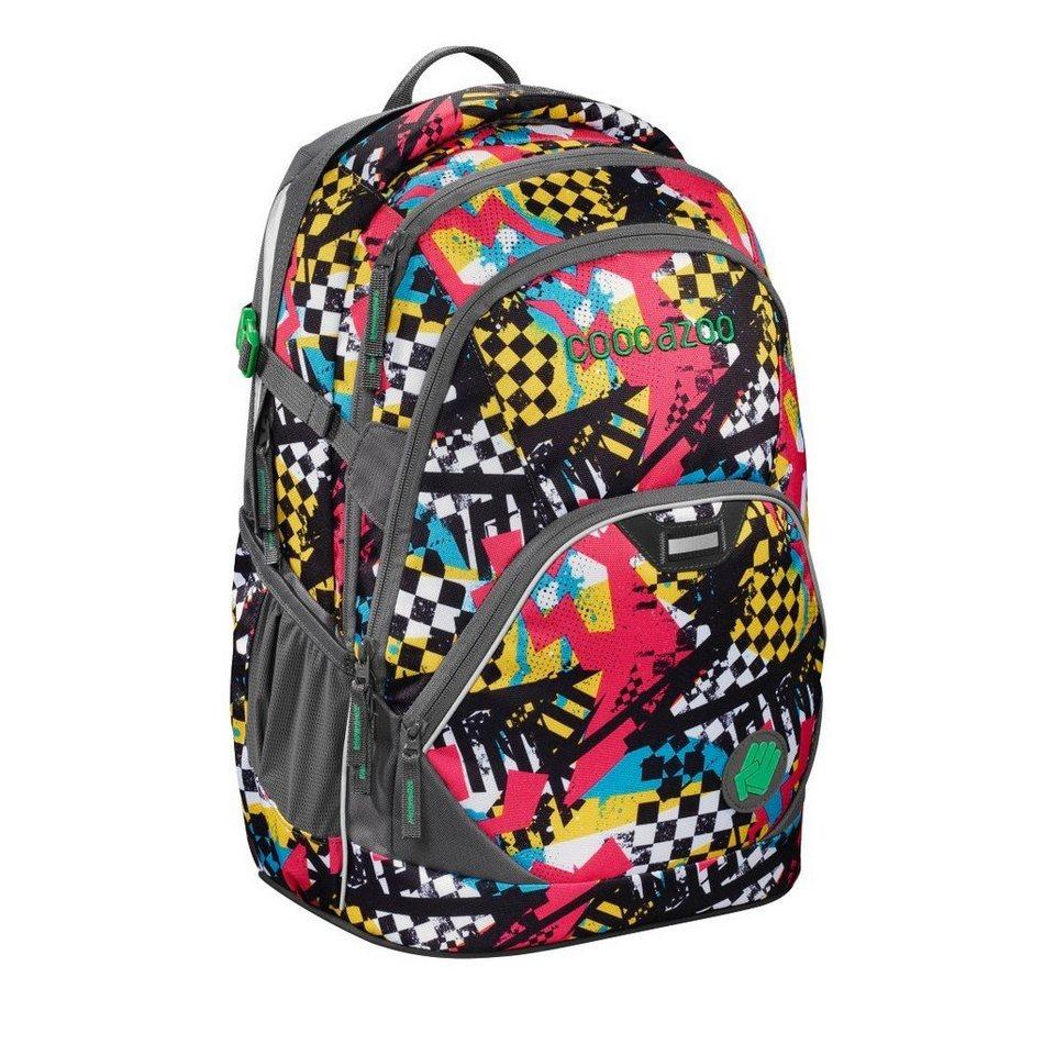 """Coocazoo Rucksack """"EvverClevver2"""" mit Laptopfach, Checkered Bol »Außenmaße 30 x 45 x 20 cm«"""