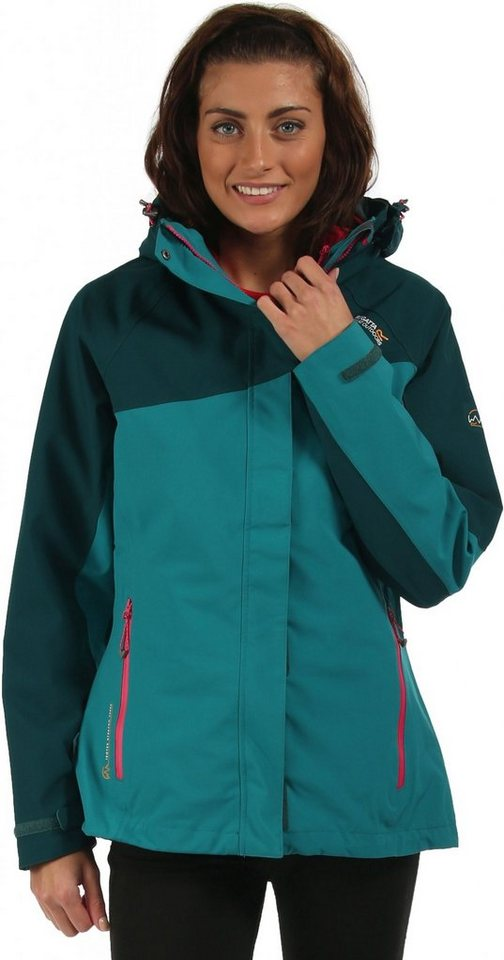 Regatta Outdoorjacke »Carletta 3-in-1 Jacket Women« in petrol