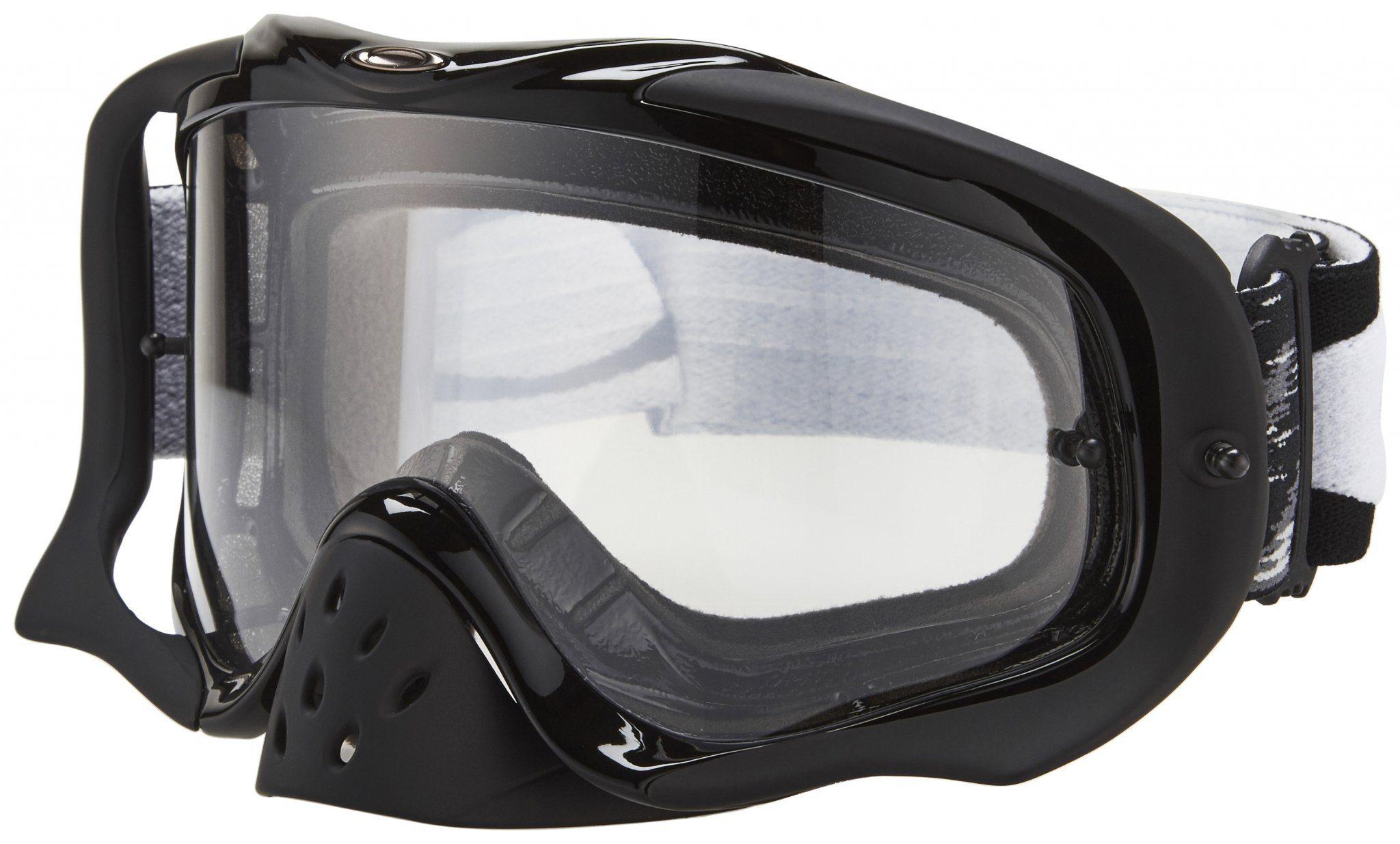Oakley Radsportbrille »Crowbar MX Goggle«