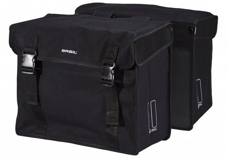 Basil Gepäckträgertasche »Kavan Doppeltasche XL«