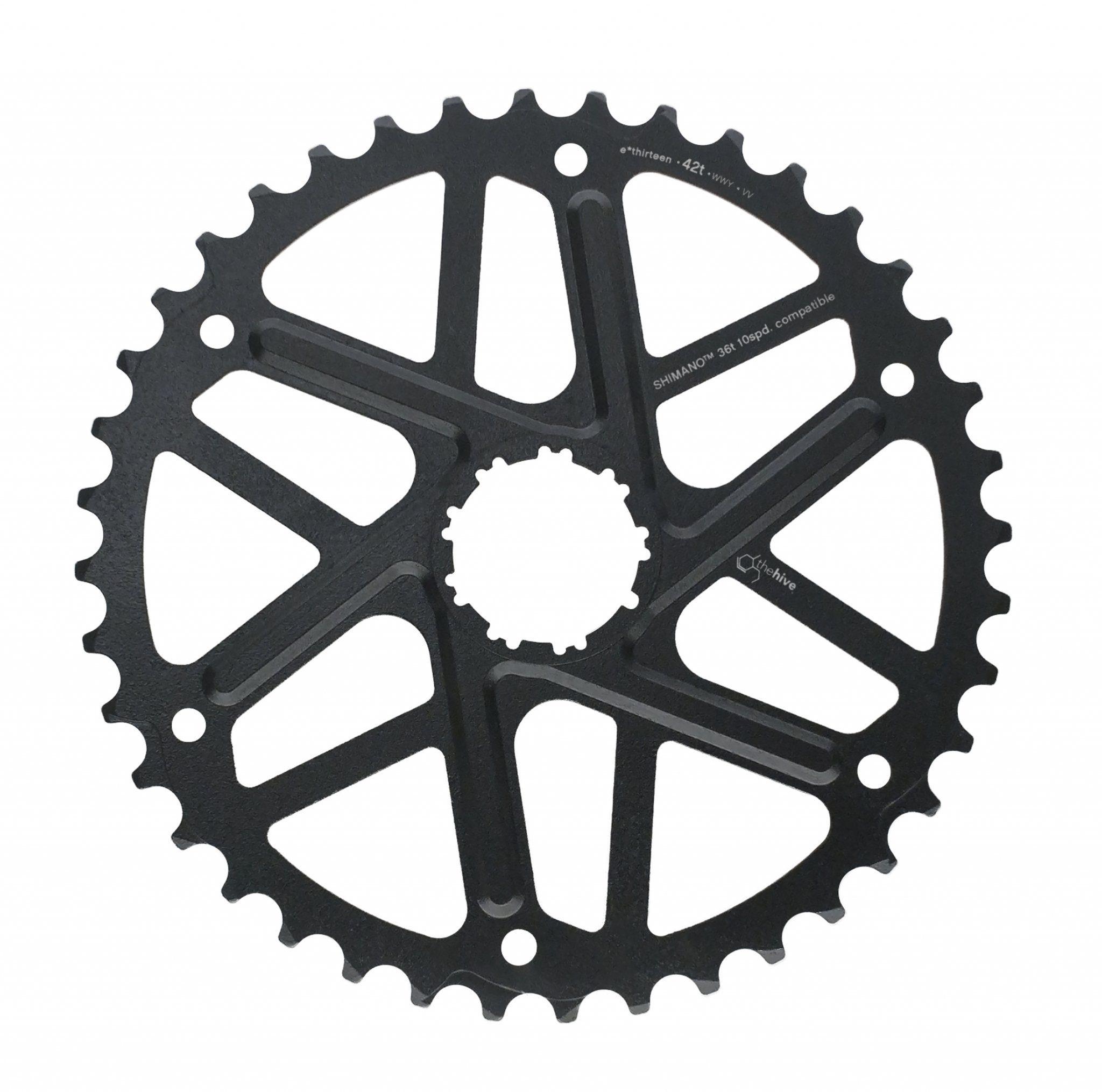 e*thirteen Fahrradkasetten »Extended Range«