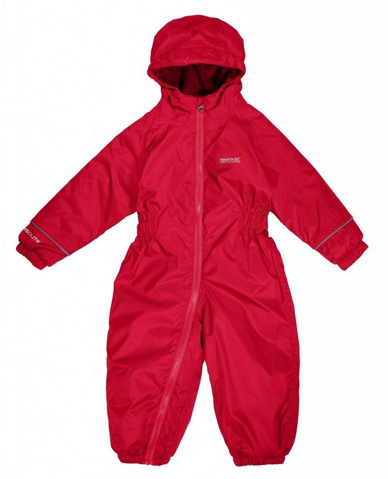 Regatta Sportanzug »Splosh III Suit Kids« in rot