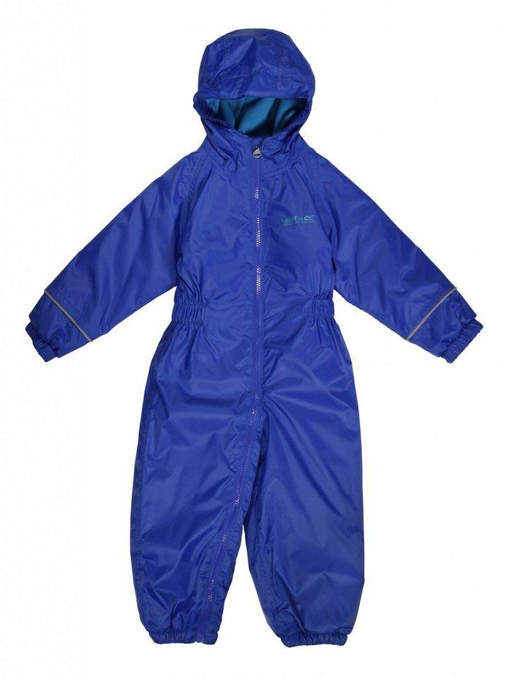 Regatta Sportanzug »Splosh III Suit Kids« in blau