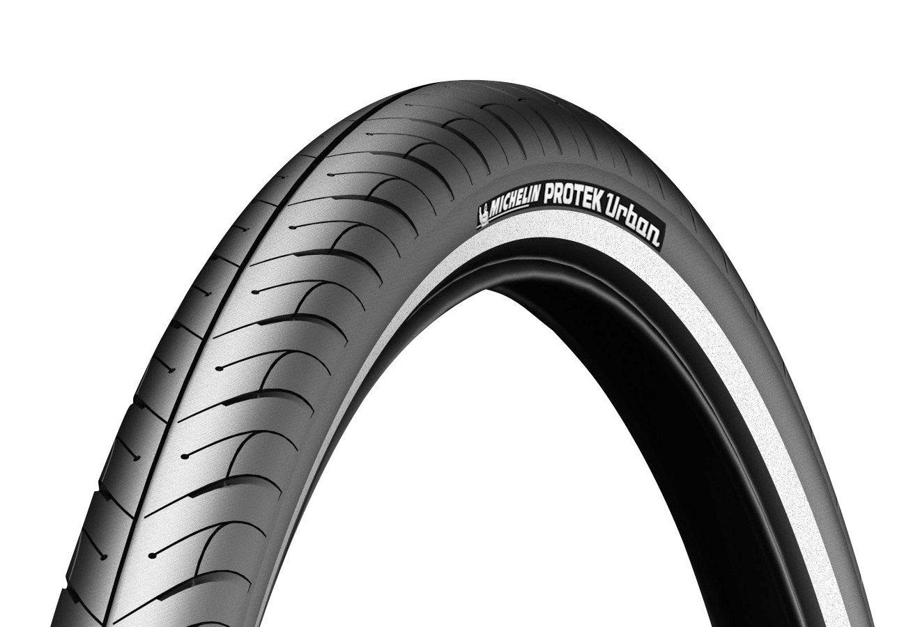 """Michelin Fahrradreifen »Protek Urban Fahrradreifen 20"""" Reflex«"""