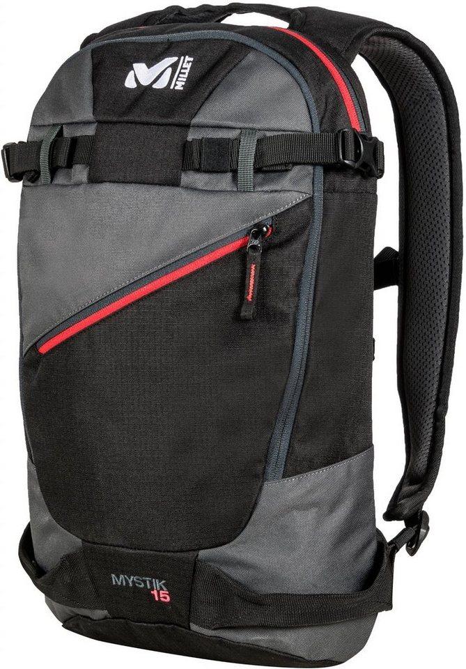 Millet Sport- und Freizeittasche »Mystik 15 Backpack« in schwarz