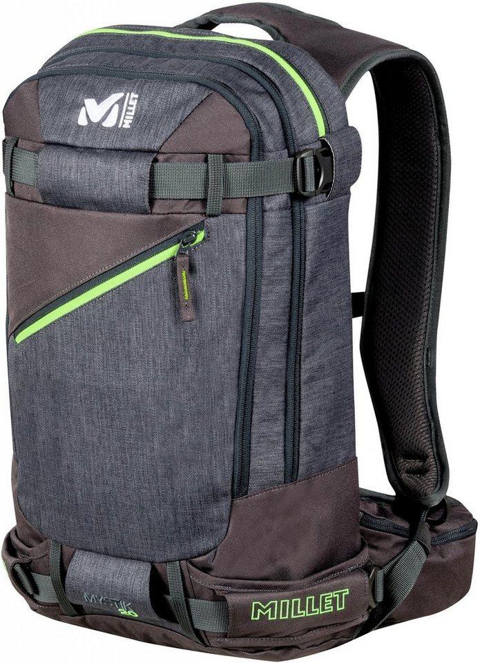 Millet Sport- und Freizeittasche »Mystik 20 Backpack« in grau