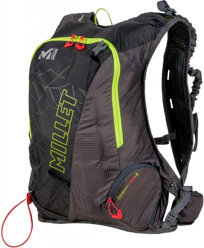 Millet Sport- und Freizeittasche »Touring LTK 18 Backpack« in grau