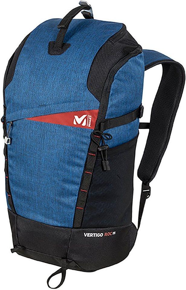Millet Sport- und Freizeittasche »Vertigo Roc 25 Backpack« in blau