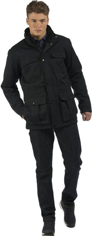 Regatta Outdoorjacke »Ellingwood Jacket Men« in schwarz