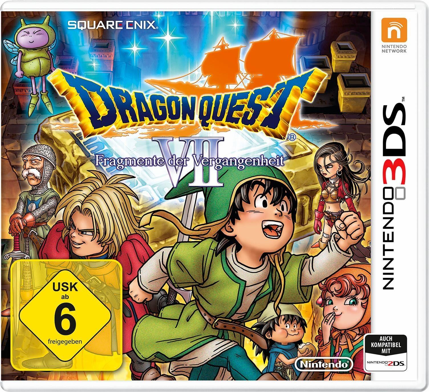 Dragon Quest VII: Fragmente der Vergangenheit Nintendo 3DS