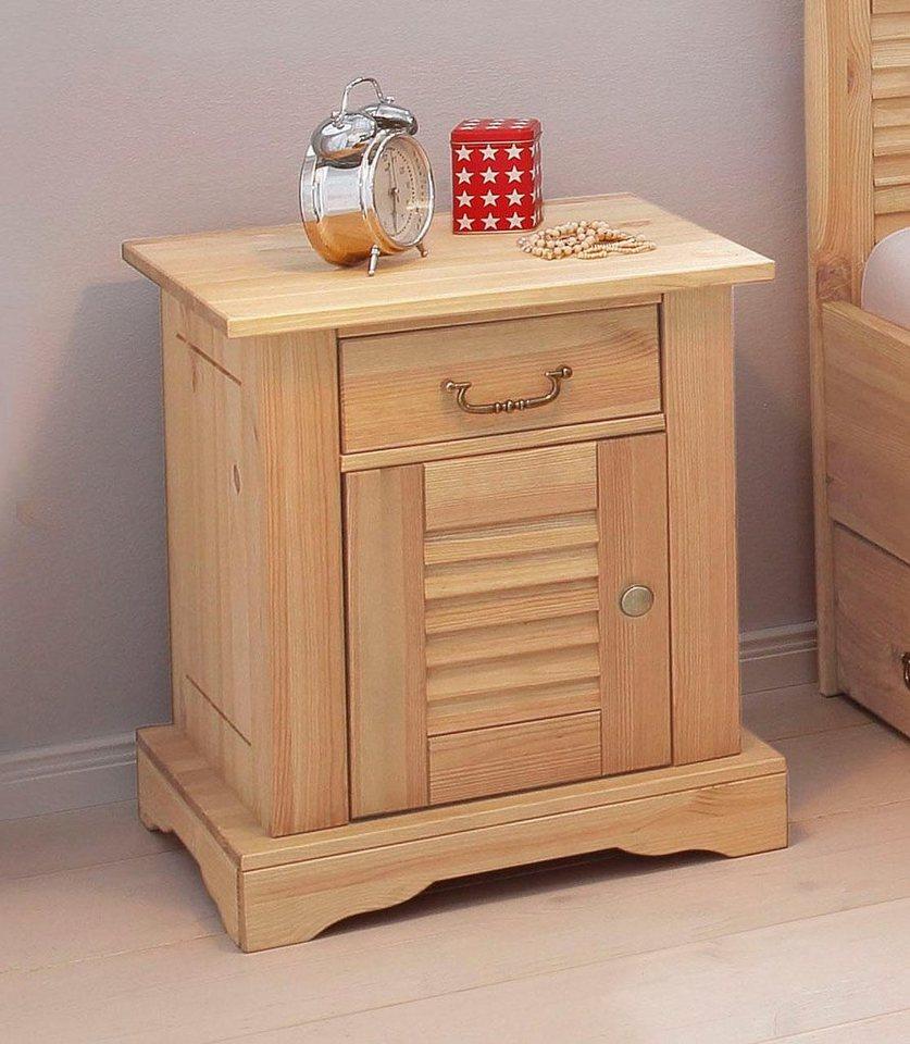 home affaire nachttisch timo online kaufen otto. Black Bedroom Furniture Sets. Home Design Ideas