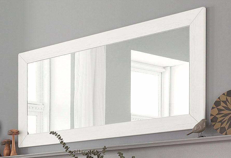 set one by Musterring Spiegel mit Rahmen »Oakland«, Pino Aurelio, Breite 125 cm