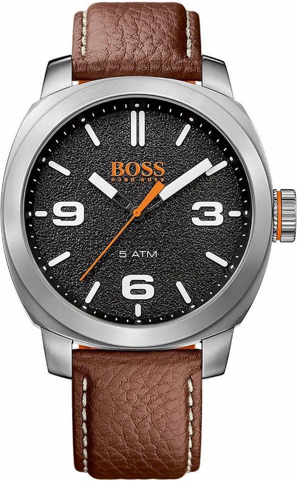 Boss Orange Quarzuhr »Cape Town, 1513408« in braun
