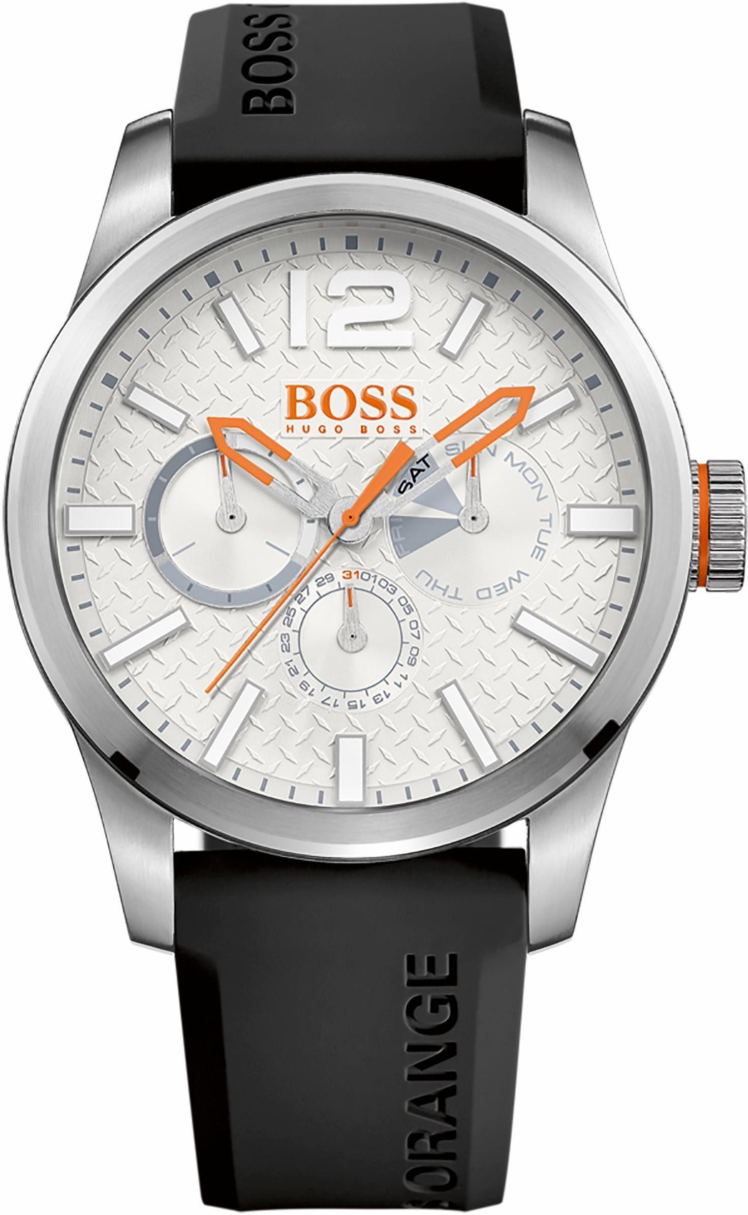 Boss Orange Multifunktionsuhr »Paris, 1513453«