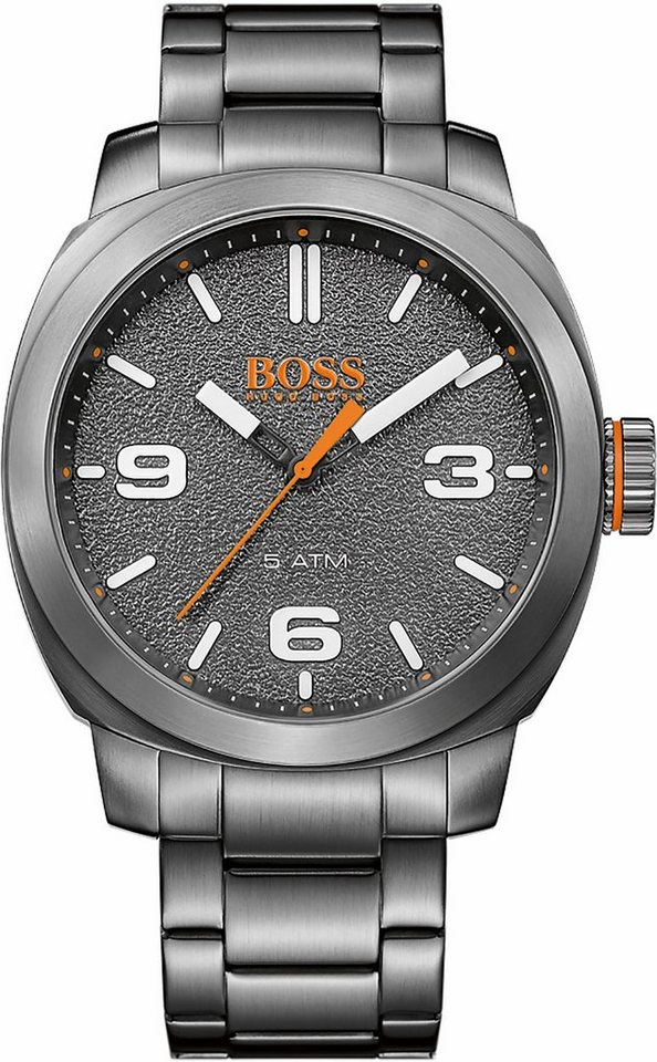 Boss Orange Quarzuhr »Cape Town, 1513420« in grau