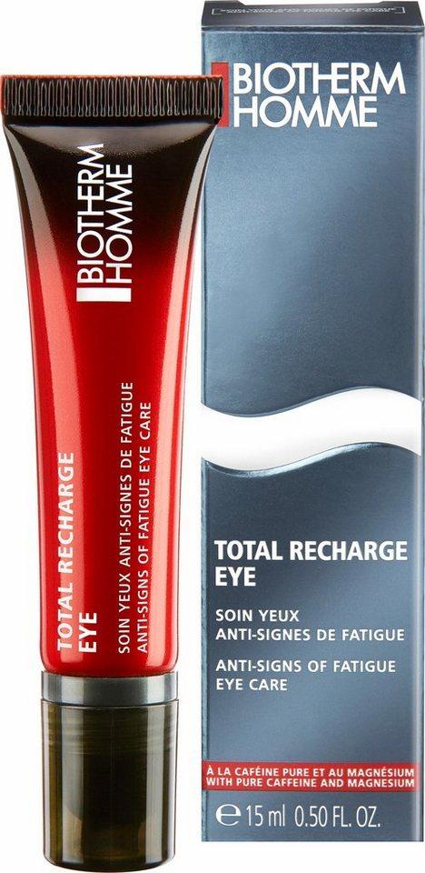Biotherm Homme, »Total Recharge Eye«, Augenpflege