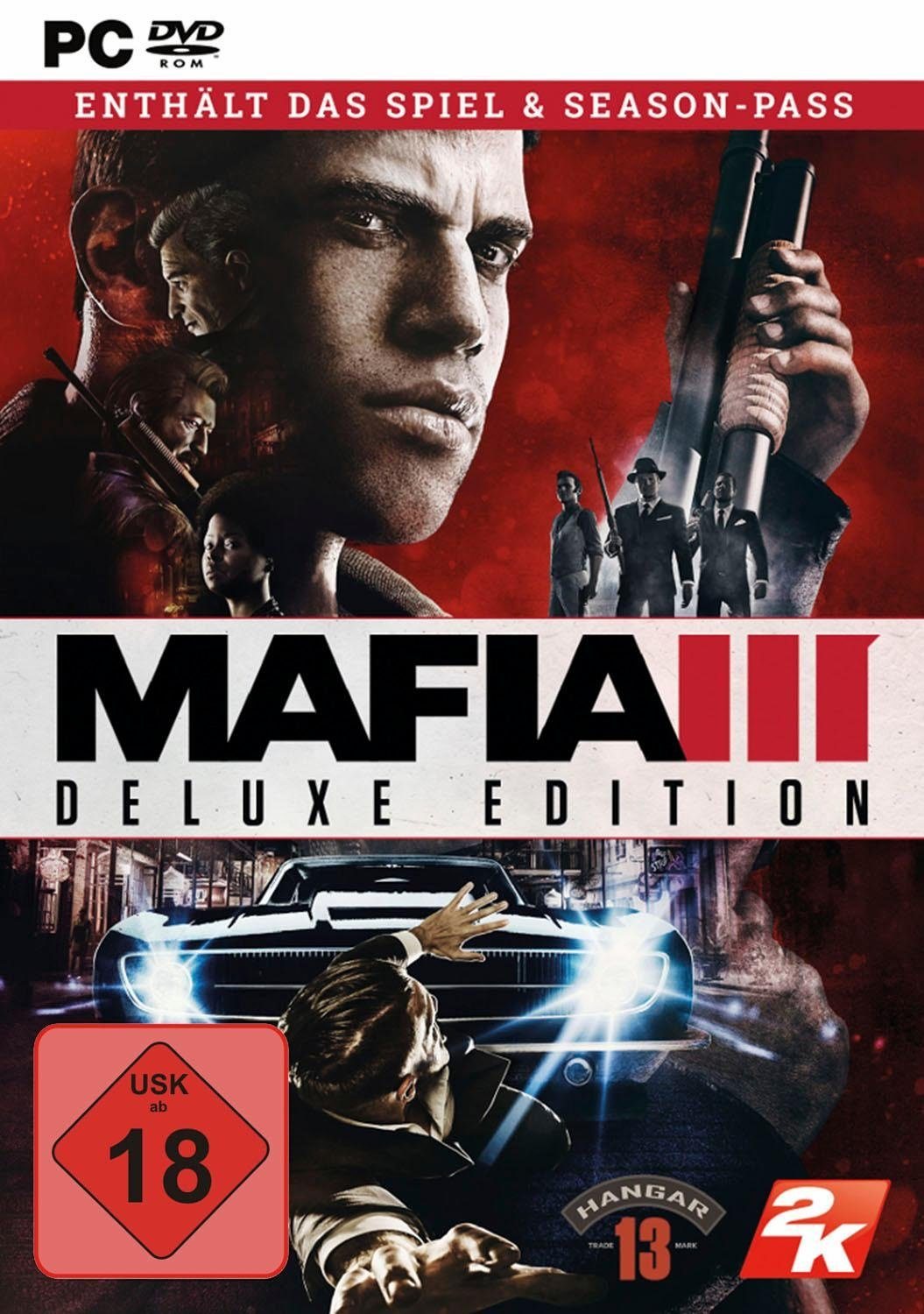Mafia III Deluxe Edition PC