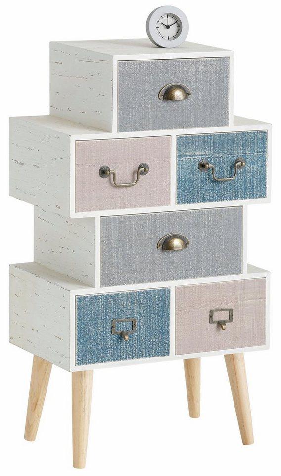 home affaire kommode pascal breite 50 cm kaufen otto. Black Bedroom Furniture Sets. Home Design Ideas