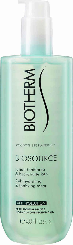 BIOTHERM Gesichtswasser »Biosource Lotion Tonifiante«, mit Mineralsalzen und Spurenelementen