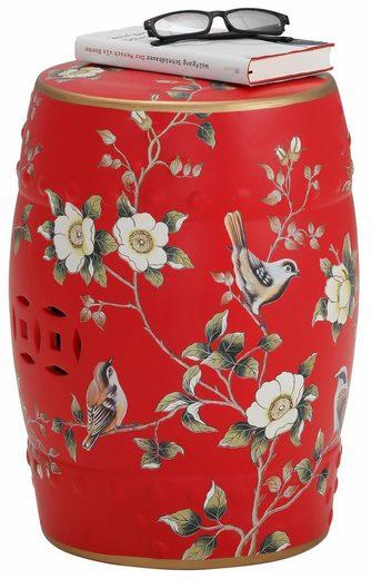 Home affaire Beistelltisch, aus Keramik