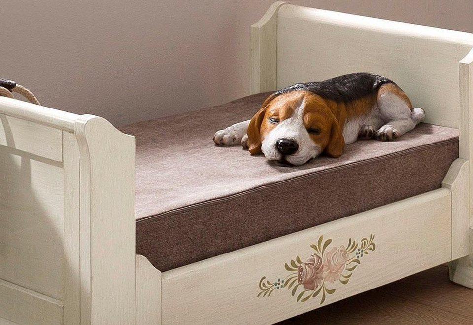 Hock Hundekissen »Graceland« in taupe