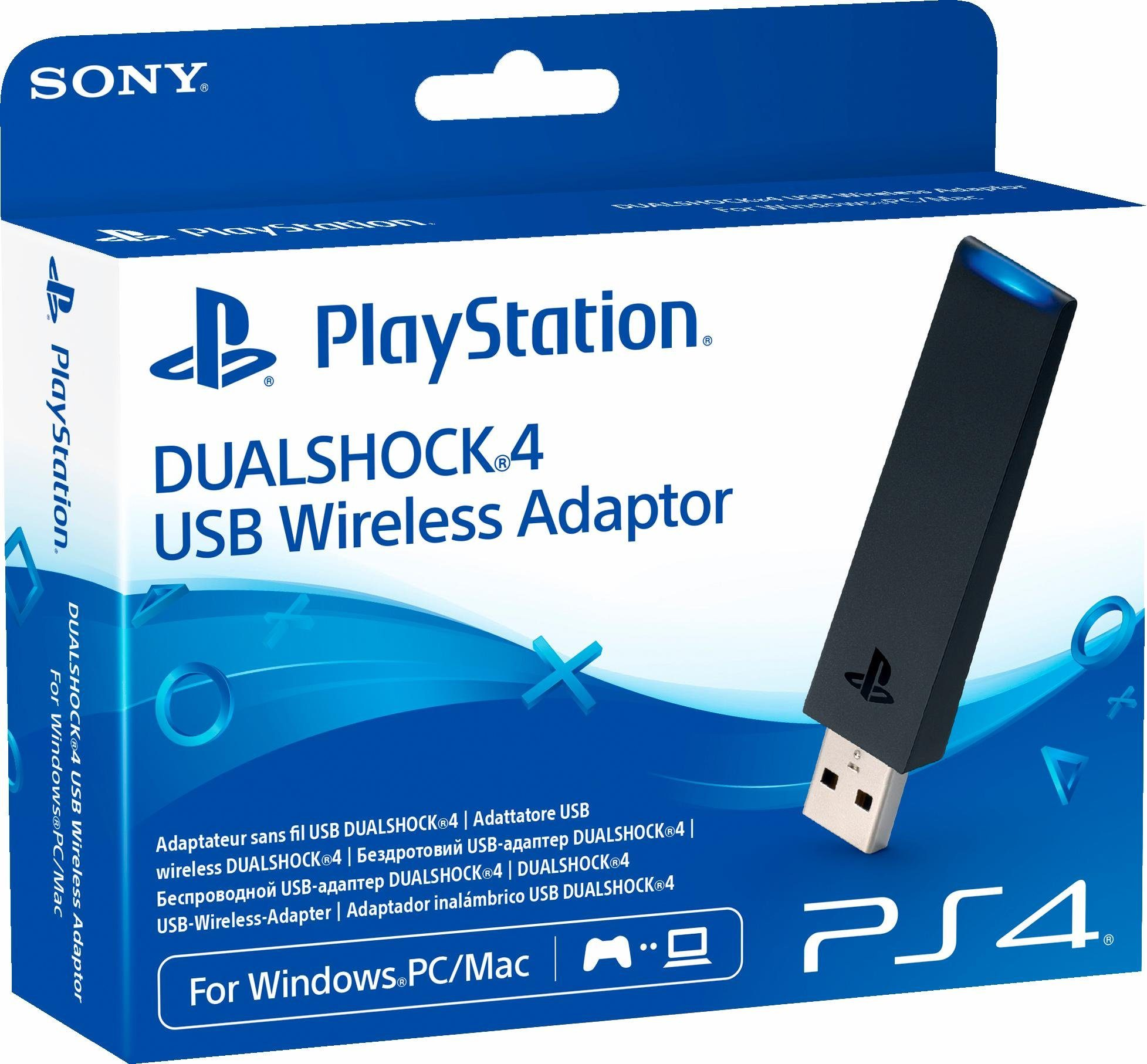 PS4 DUALSHOCK4 USB Wireless Drahtlosadapter