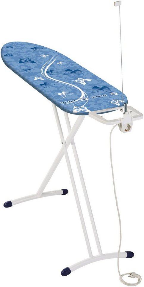 Bügelbrett »Airboard Premium M Plus« in silberfarben/blau