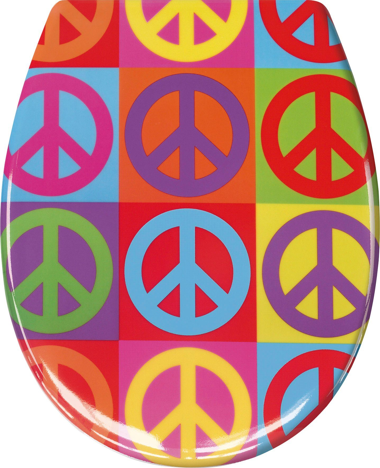 WC-Sitz »Peace«