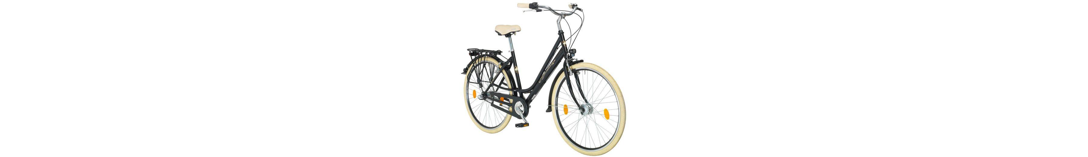Citybike Damen »Toulouse«, 28 Zoll, 3 Gang, Rücktrittbremse