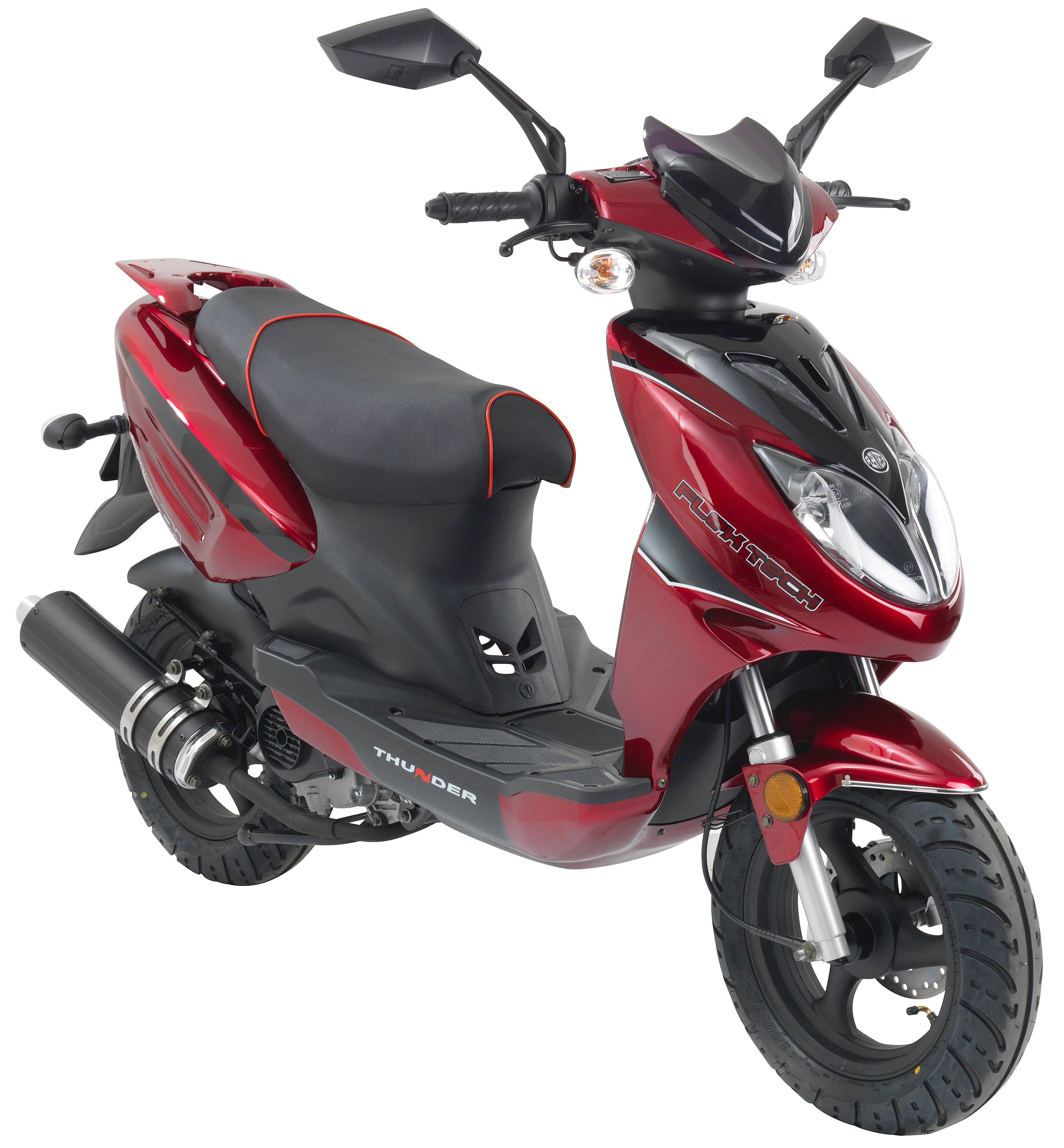 Flex Tech Mofa »Thunder 25, 49 ccm, 25 km/h«