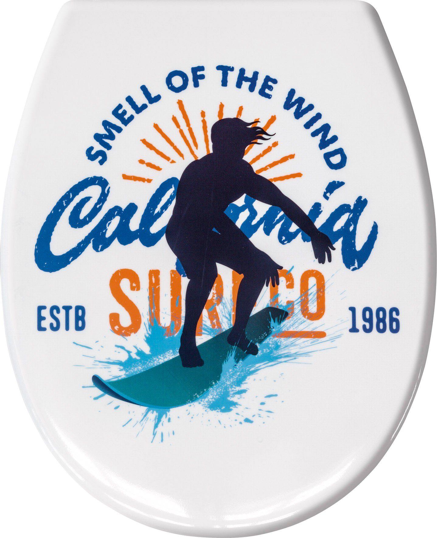WC-Sitz »California«