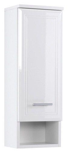 Hängeschrank »Neapel«, Breite 25 cm in weiß