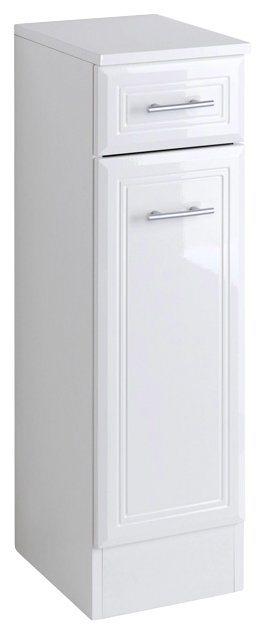 Unterschrank »Neapel«, Breite 25 cm in weiß
