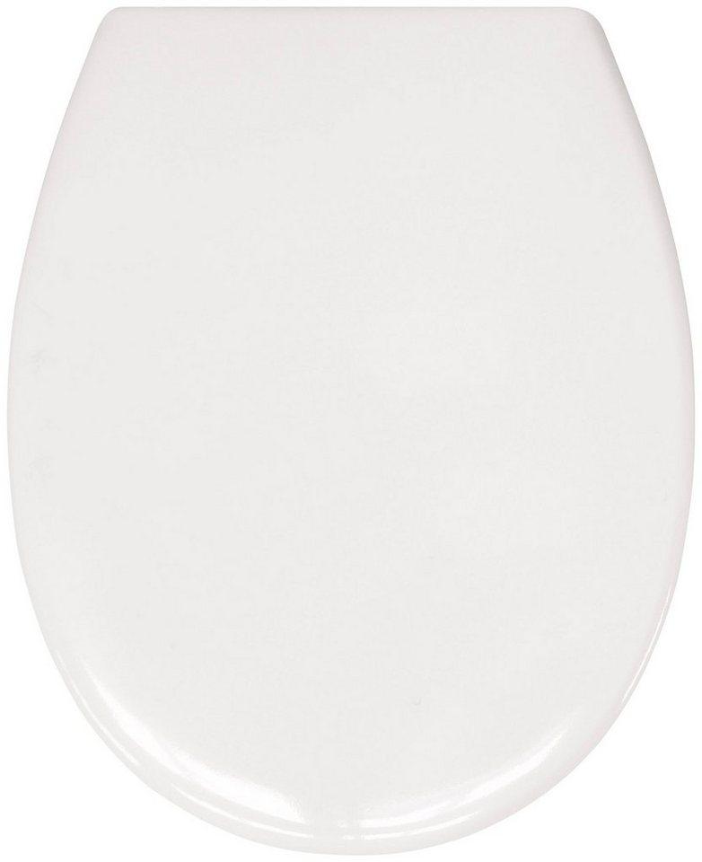 WC-Sitz »Uni« in weiß