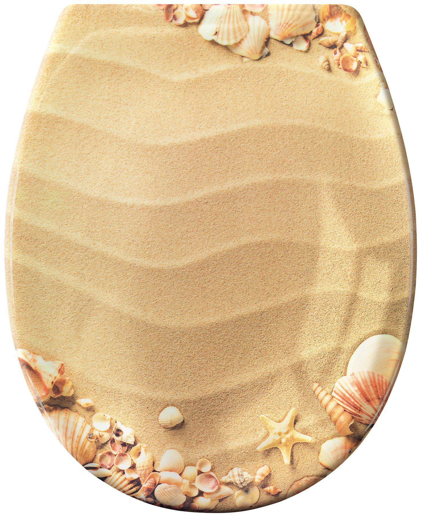 WC-Sitz »Sandstrand«