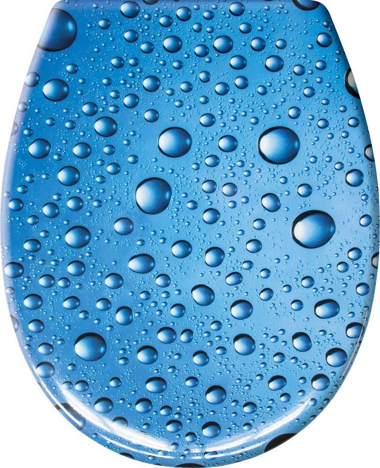 WC-Sitz »Bubble« in marine