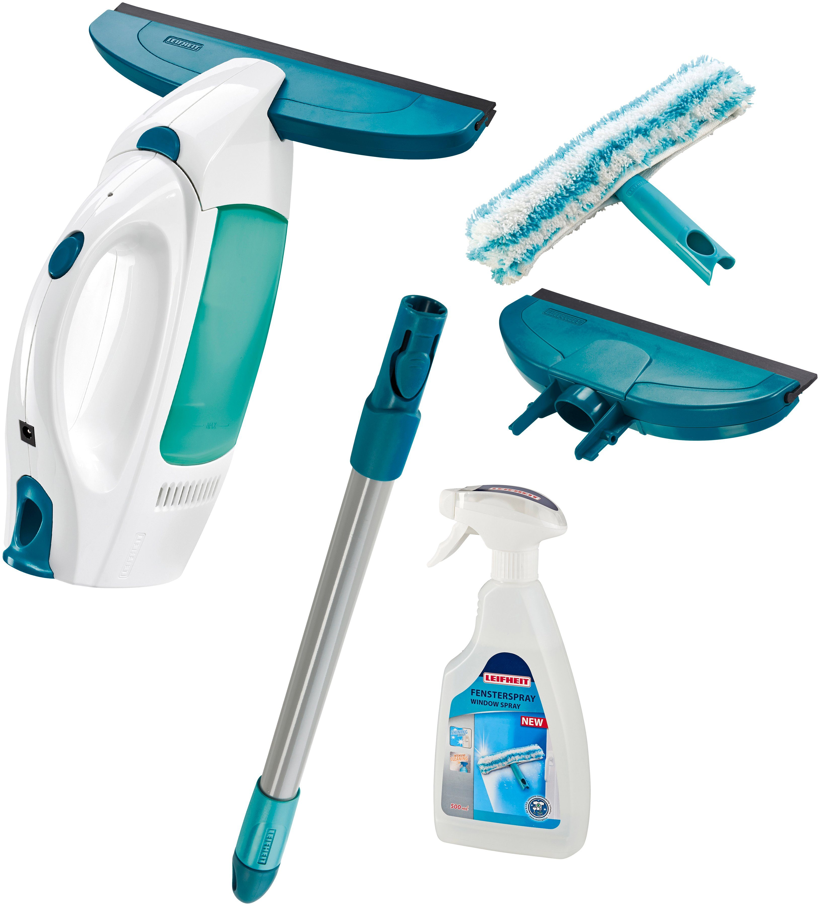 Leifheit Fenstersauger »Dry & Clean Set VS«