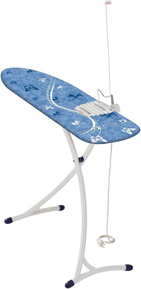 Bügelbrett »Airboard Deluxe XL Plus« in silberfarben/blau