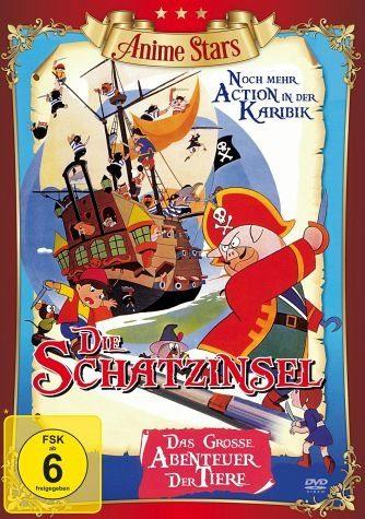 DVD »Die Schatzinsel«