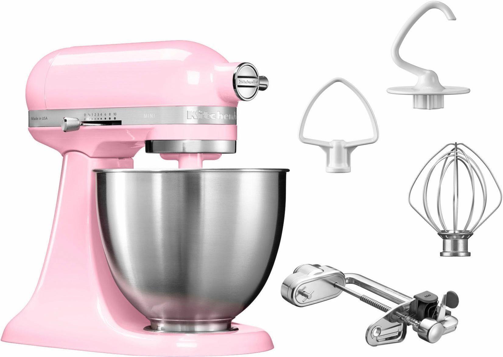 KitchenAid® Küchenmaschine Mini 5KSM3311XEGU, mit Sonderzubehör im Wert von 139,-€ UVP