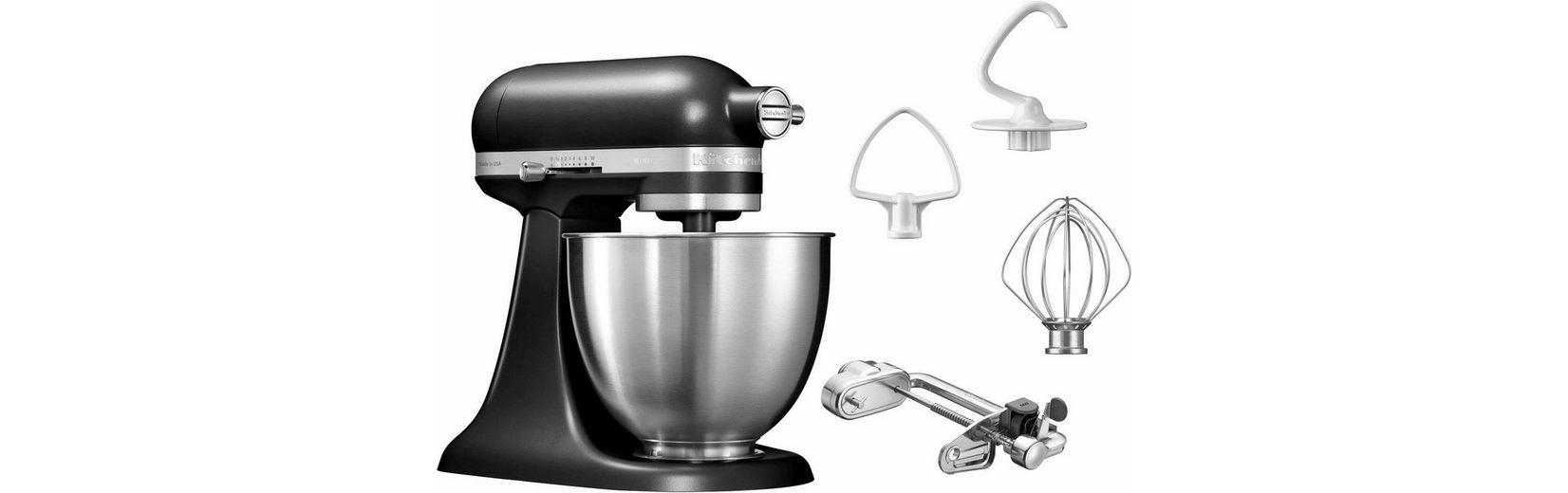 KitchenAid® Küchenmaschine Mini 5KSM3311XEBM, mit Sonderzubehör im Wert von 139,-€ UVP