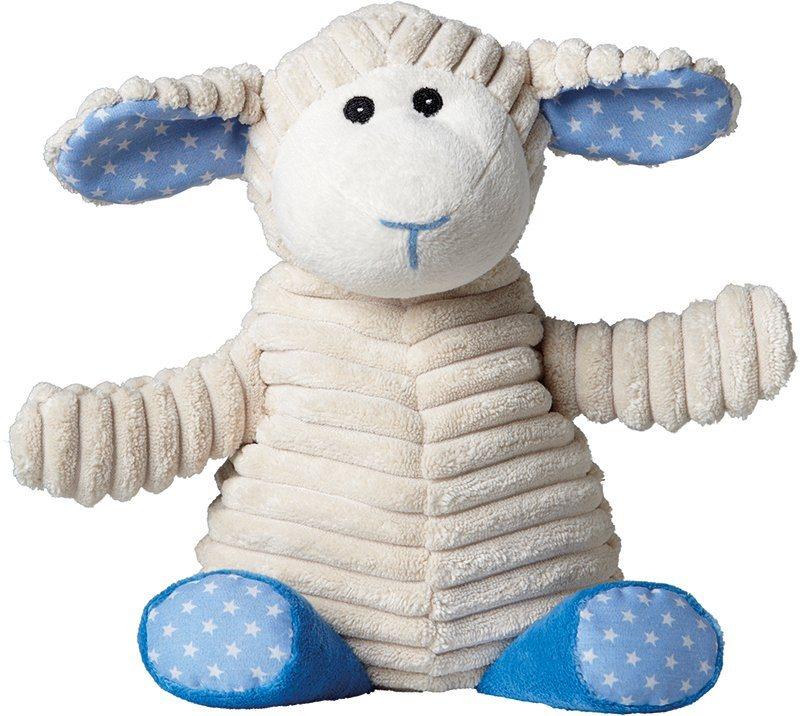 Warmies® Wärmekissen, »Schaf Sternchen« in blau/weiß