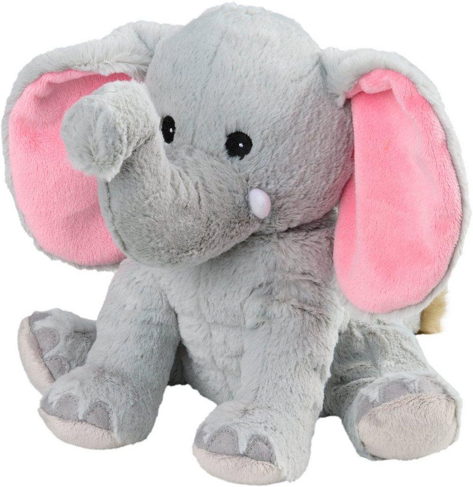 Warmies® Wärmekissen, »Elefant« in grau