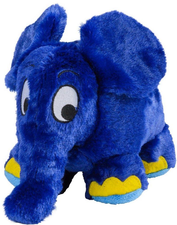 Warmies® Wärmekissen, »Der blaue Elefant aus der Sendung mit der Maus« in blau