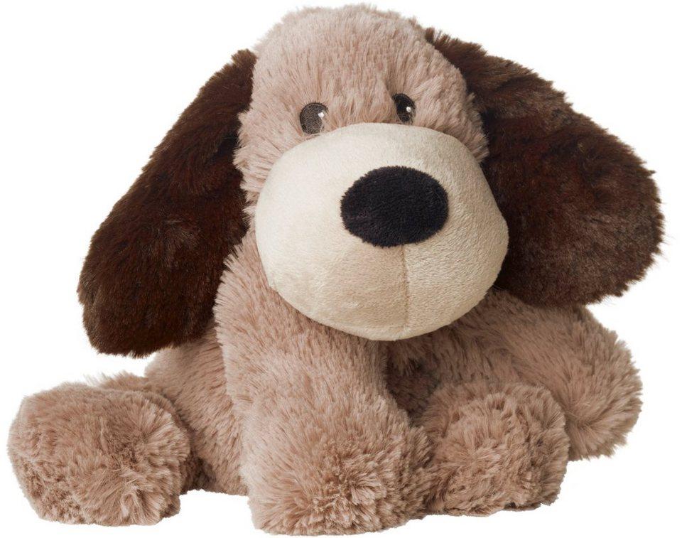 Warmies® Wärmekissen, »Hund Gary« in braun