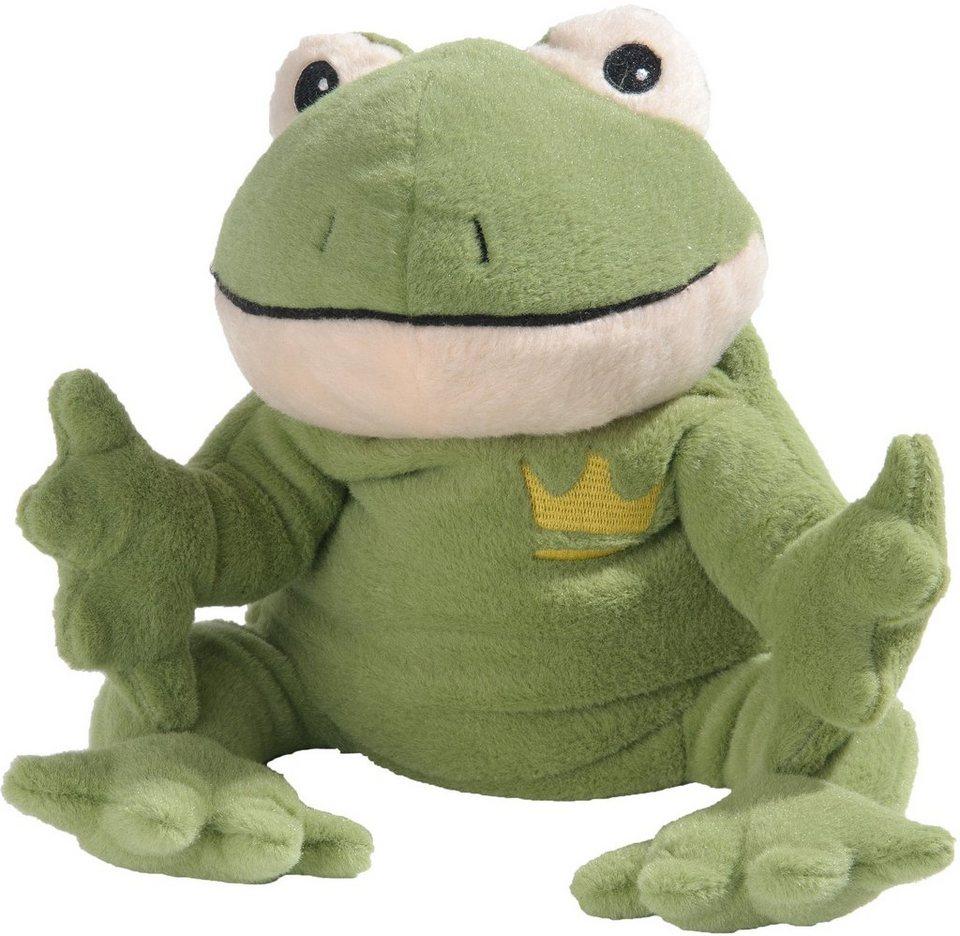 Warmies® »Wärmekissen, Frosch« in grün