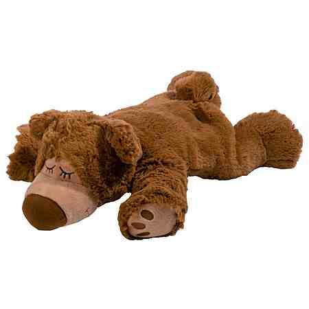 Warmies® Wärmekissen, »Sleepy Bear braun, Lavendel«