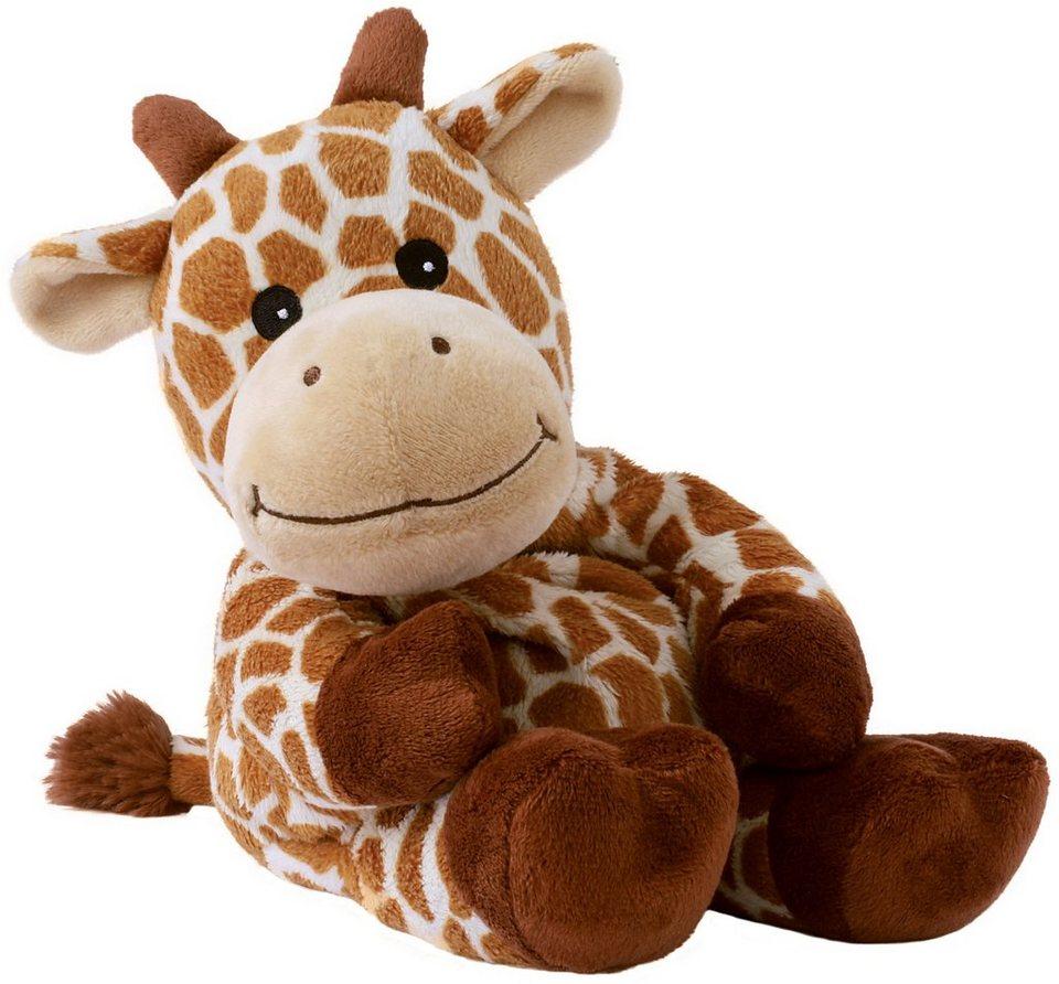 Warmies® Wärmekissen, »Giraffe« in braun
