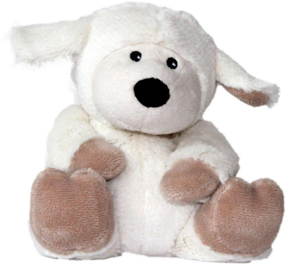 Warmies® Wärmekissen, »Warmies® MINIS Schaf beige« in weiß